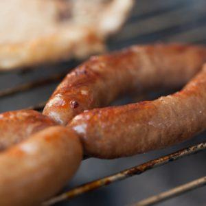 Paleo sausage