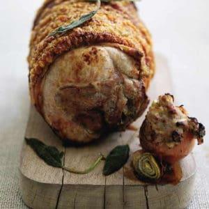 Pork leg joint
