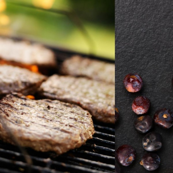paleo pork sausage with juniper berries